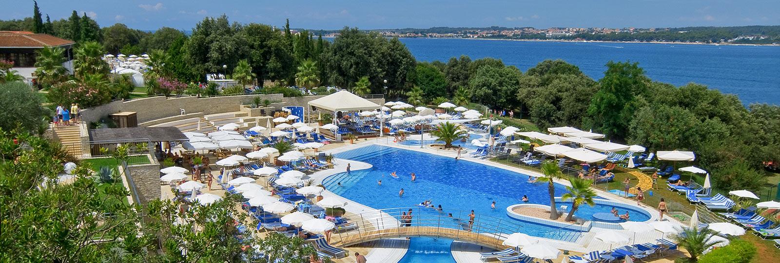 Valamar Tamaris Casa Agava  Tamaris Resort Pore Kroatien