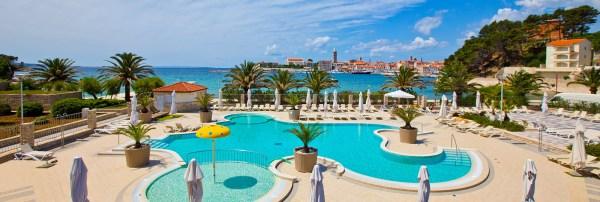 Padova Hotel Insel Rab Kroatien