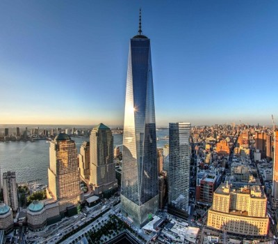 one-world-trade-center-the-tallest-building-in-the-US