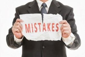 7 Kesalahan Fatal Dalam Trading Forex