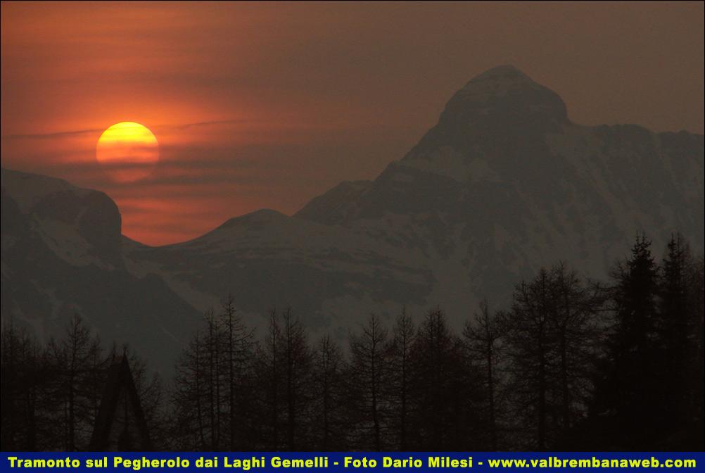 Immagini Vette Montagne Valle Brembana Alpi Orobie