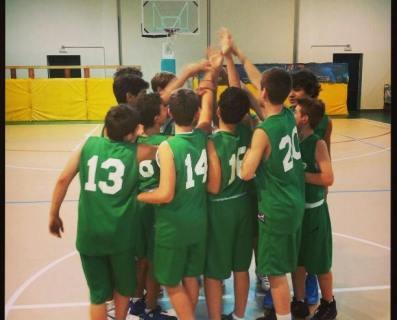 U14 vincono il torneo di Bielmonte (BI)