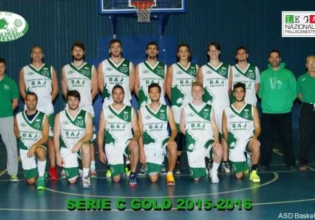 24° GIORNATA C-GOLD : ENGINUX CALOLZIOCORTE – BAJ VALCERESIO 68-73