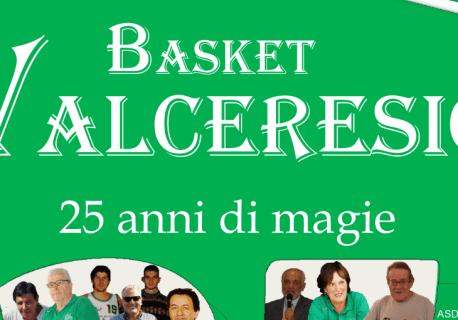 Basket Valceresio – 25 anni di magie – Il libro