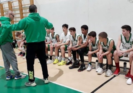 U14 Tabellone regionale : Valceresio 78 vs Corsico 41