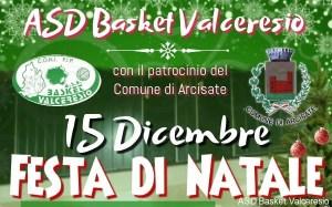 FESTA DI NATALE @ Palestra di Via Giacomini