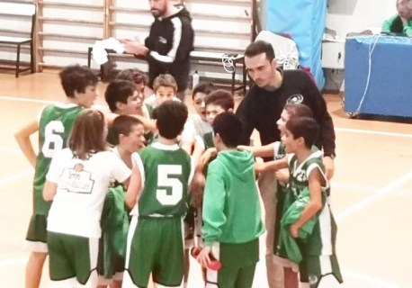 U12 VS GALLARATE = 40-11