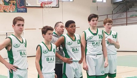 7° GIORNATA TOP3: U15 VS GAZZADA = 88-78