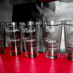 verres gravure prenoms et signes astrologiques