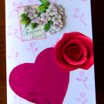 carte amour coeur