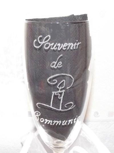 souvenir-de-communion-gravure-bougie-flute-verre