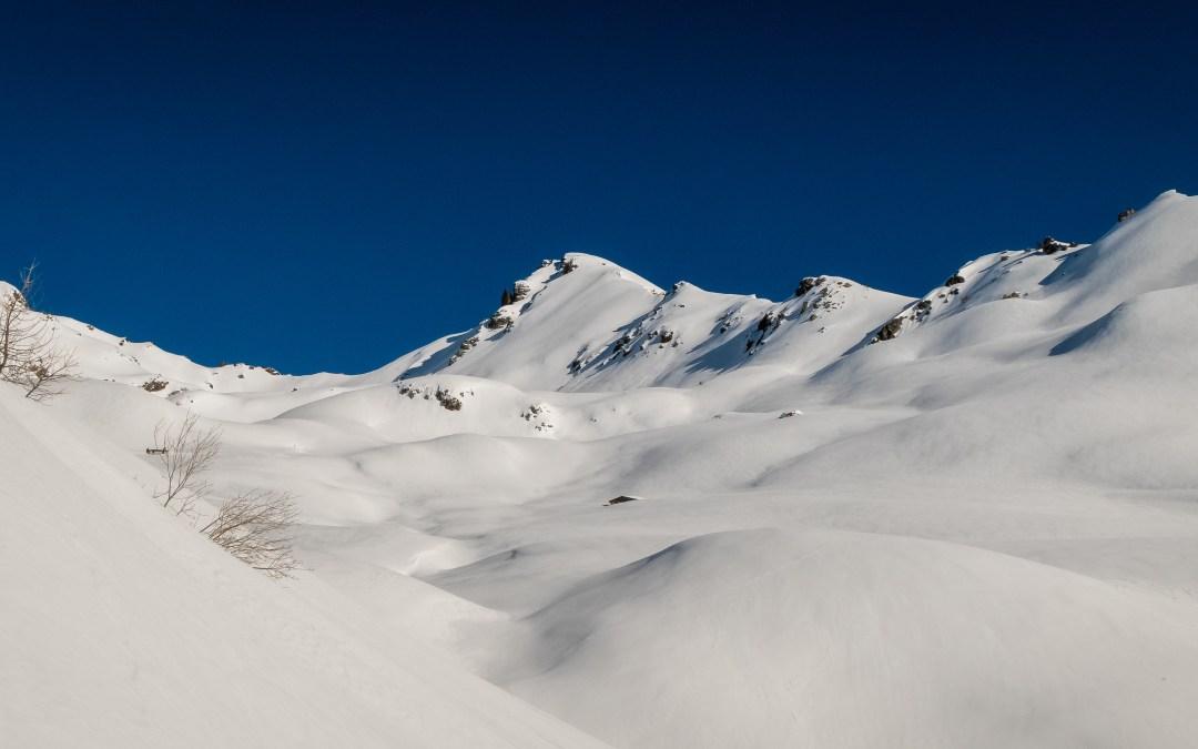 Mont D'Arsy (2826m)