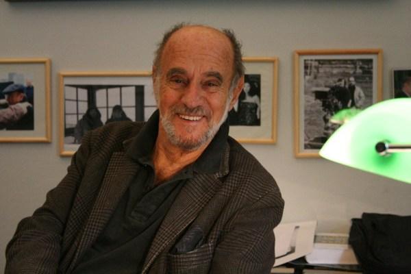 Scompare Andrea Crisanti, scenografo per Antonioni, Taviani, Tornatore, Tarkovskij e Preside della Scuola Nazionale di Cinema.