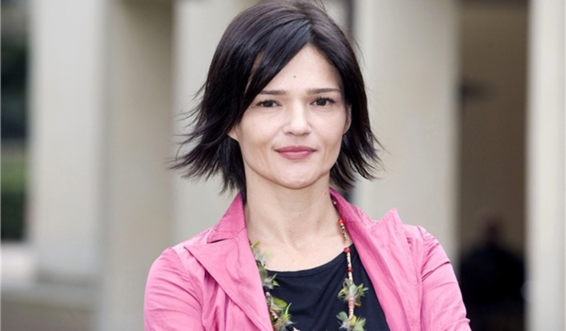L'attrice Chiara Caselli al Valdarno Cinema Fedic
