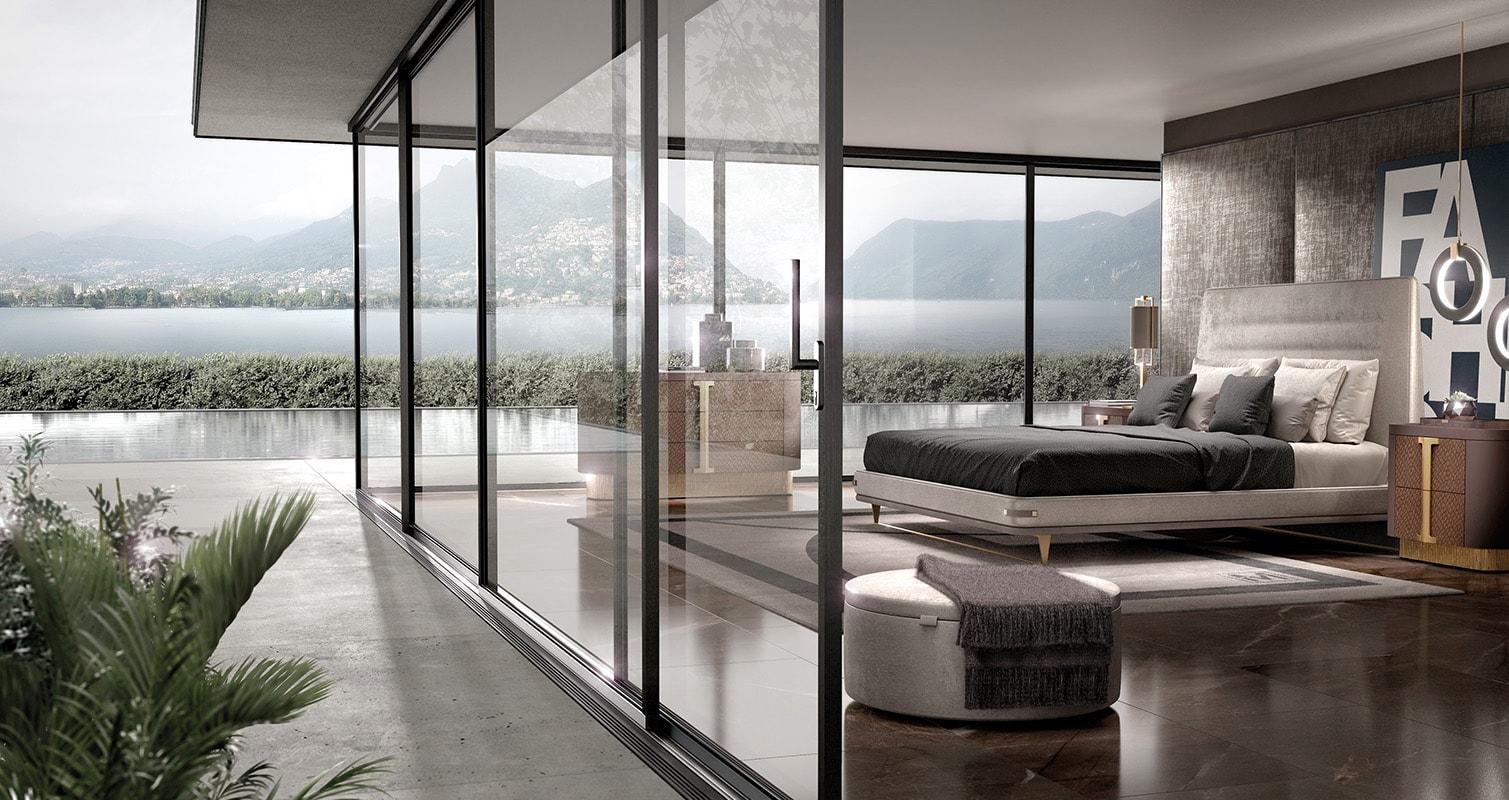 Visualizza altre idee su camere, case di lusso, arredamento. Camere Da Letto Luxury Valderamobili