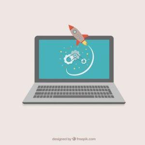 laptop-con-cohete_23-2147503371