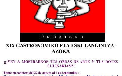 XIX Feria Gastronómica y de Artesanía