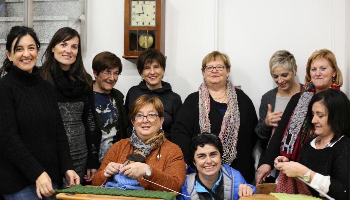 Valdorba participa en la iniciativa Madejas contra la violencia sexista