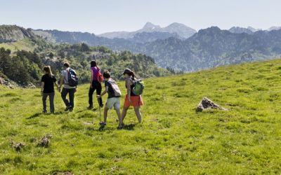 """Este sábado comenzamos en Iturrixikin los """"Paseos guiados naturales para no perderse"""""""
