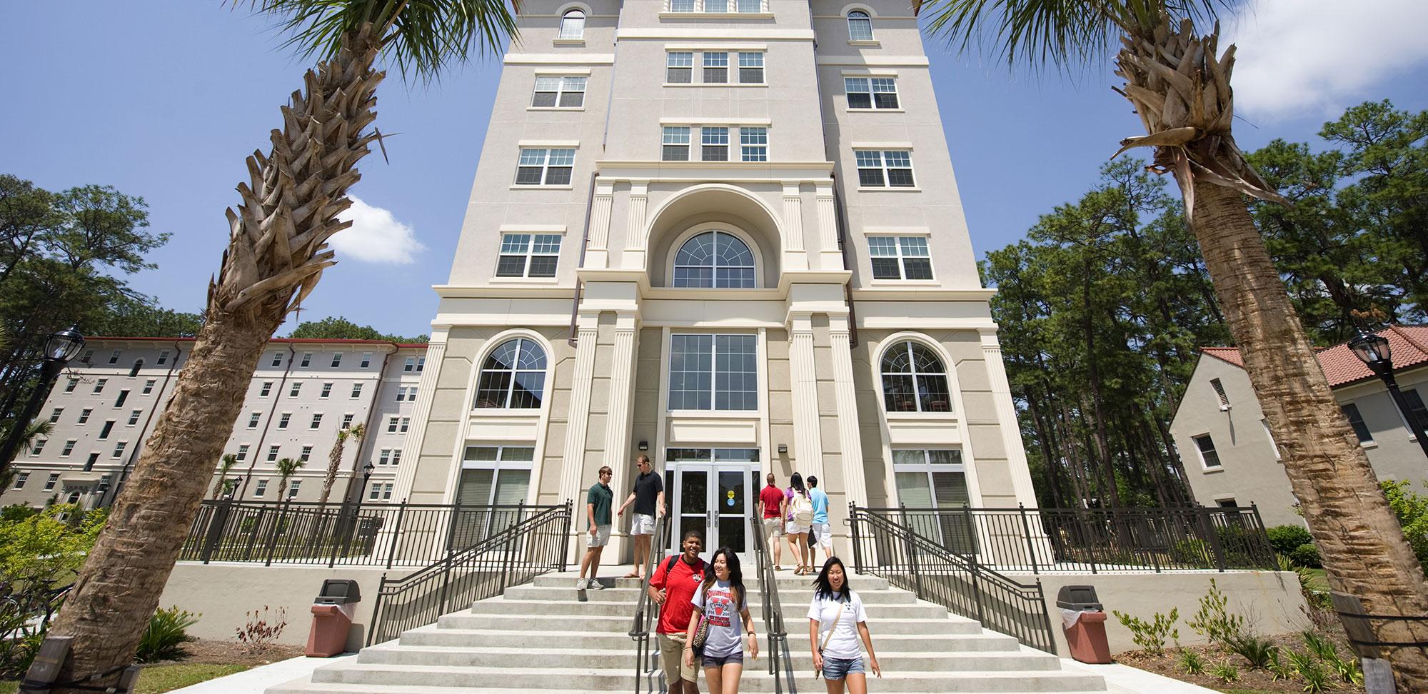 Georgia Hall  Valdosta State University