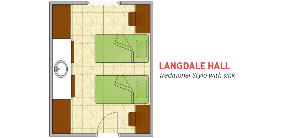 Langdale Hall  Valdosta State University