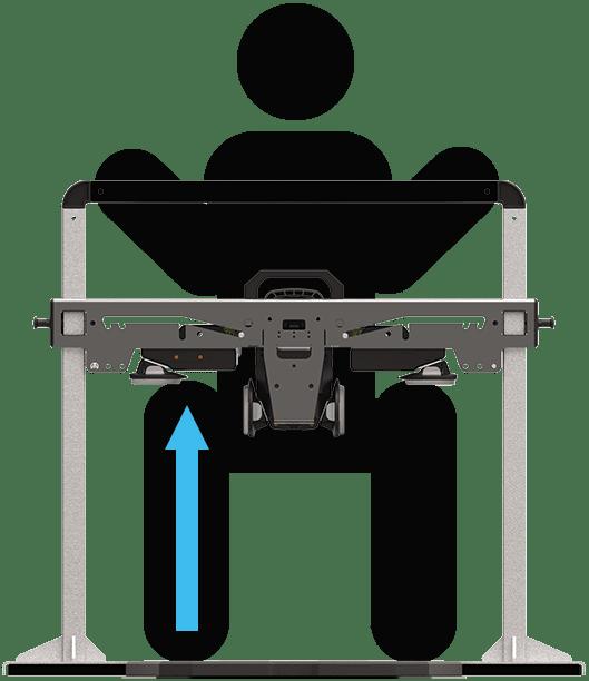 groinbar hip strength