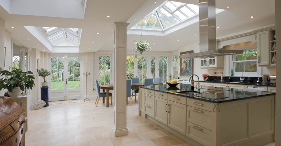 Kitchen Diner Extension Floor Plans