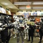 """""""Reading Day"""" GRATUITO de Star Wars en La Casa Del Libro de Valencia"""