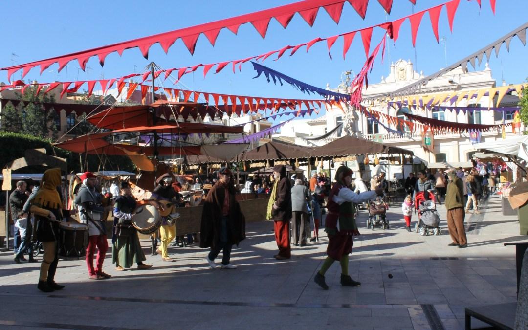 Alfafar celebra la festividad de San Sebastián con su gran Feria Medieval este fin de semana