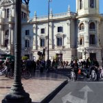Danza, teatro y música en la peatonalización de la Plaza del Ayuntamiento el domingo 29 de mayo