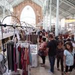 El Zoco del Mercado de Colón celebra su siguiente edición el 30 de junio y el 1 de julio