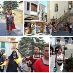 Forcall revive la ciudad romana de Lesera con una recreación histórica