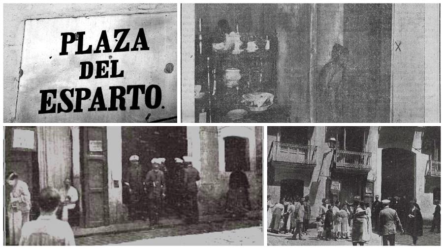 La casa del duende de Esparto, el primer caso registrado de poltergeist en España