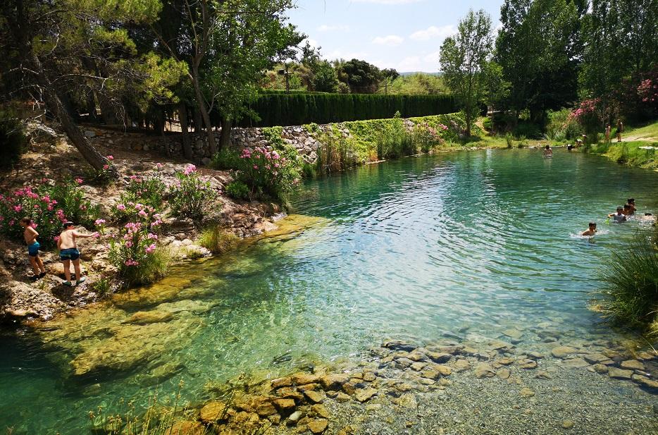 Las mejores piscinas naturales en valencia para darse un for Piscinas naturales valencia