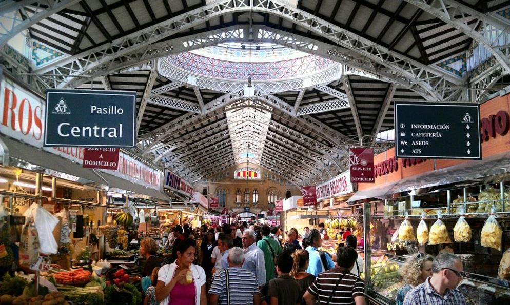 El Mercado Central de Valencia: el mejor mercado de Europa
