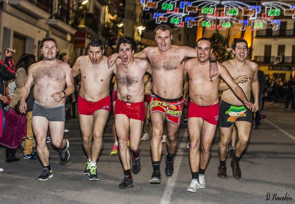 ¿Sabías que la primera carrera del año se celebra en Valencia de una manera muy divertida?