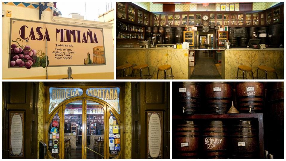 La catedral del vino en valencia casa monta a el restaurante m s antiguo de la ciudad - Restaurante casa de valencia ...