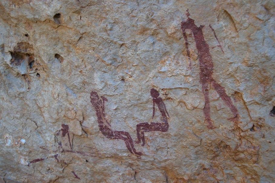 El arte rupestre en la provincia de Valencia