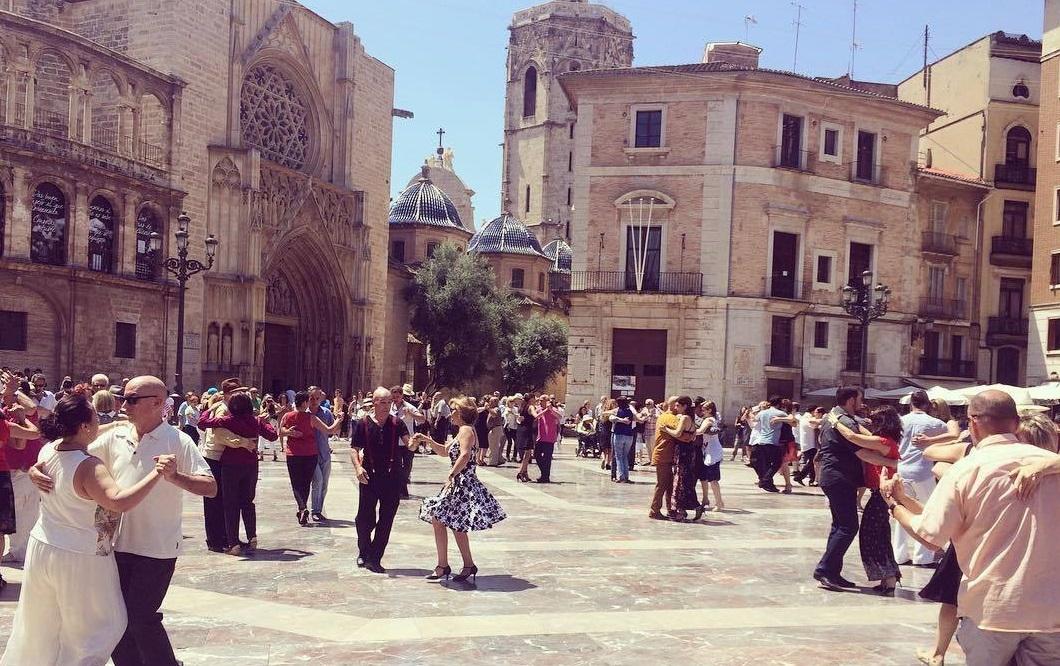 Regresa el Tango a las plazas de Valencia