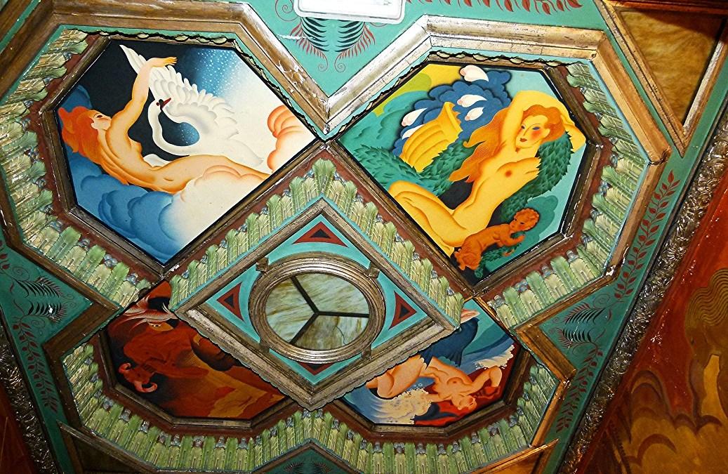 El mural de Josep Renau, la única obra interior de toda España, será declarado Bien de Relevancia Local