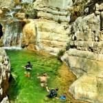 Las Charcas del Ral: las bellas pozas de agua de Cortes de Pallás