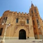 El edificio inspirado en el Micalet, la Lonja y las Torres de Serranos: el Palacio de la Exposición