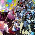 La Marina de Valencia se llenará de colores por la igualdad y contra la violencia de género