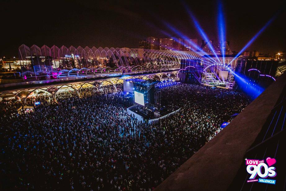 Vuelve el mayor festival europeo de música de los años 90 a Valencia