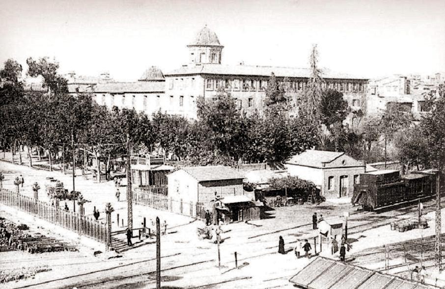 ¿Sabías que el primer colegio de Jesuitas de España estuvo en Valencia?