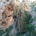 Los Chorradores de Otonel, una de las cascadas más grandes de la Comunitat Valenciana