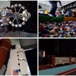 Una gran exposición hecha con piezas de LEGO® llega a la Ciudad de las Artes y de las Ciencias