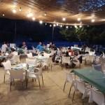 Aperturas nocturnas 2018 restaurante Chaparral Serra
