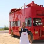 Toni Carceller fomenta la cultura del almuerzo valenciano en el antiguo cauce del río Turia