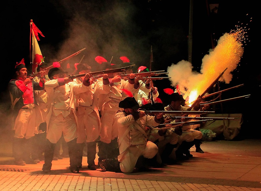 Utiel acoge la histórica Batalla del Tollo del 17 al 19 de agosto con decenas de actividades